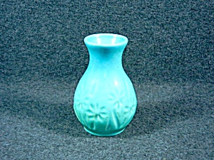 Van Briggle Colorado  Pottery Vase Flowers USA (Image1)