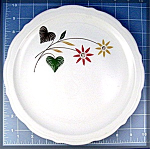 Syracuse China Restaurant Ware 9 1/2 Inch Dinner Plate/