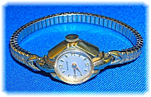 Ladies Wind Up 10K GF Hamilton Wristwatch (Image1)