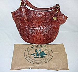 Bag Brahmin Jackie - Russett Melbourne hobo  (Image1)