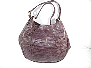 Brahmin Melbourne Hobo Brown Handbag