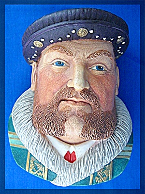King Henry Viii, Legend Products 1982, Bosum Style Chal