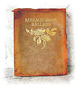 BARRACK ROOM BALLADS BY RUDYARD KIPLING..... (Image1)