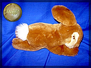 Steiff Bedtime Bunny Rabbit in soft plush (Image1)