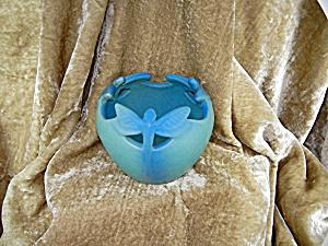 Van Briggle Colorado Springs Dragonfly Vase (Image1)