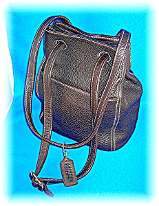 COACH LEATHER HAND BAG PURSE TOTE (Image1)