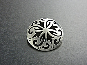 Brooch Pin Sterling Silver Taxco Mexico Eagle 3 (Image1)