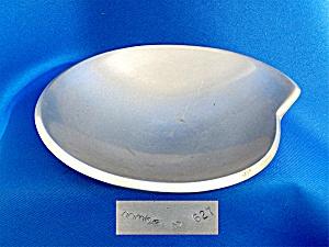 Vintage Nambe Bowl # 627 Free Form Asymetrical (Image1)