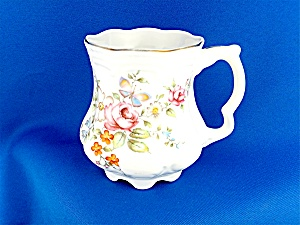 Lawrence Fine Bone China Sugar Bowl Made In England