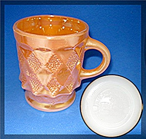 Fire King Anchor Hocking Coffee Cup No. 14 (Image1)