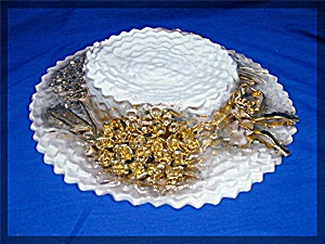 Vintage Wall Pocket - Ladies Hat (Image1)
