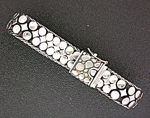 Sterling Silver MILO Designer Bracelet (Image1)