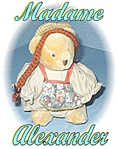 Madame Alexander Anne At The Station Bear (Image1)