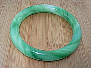 Bracelet Green Jade Bangle Korea
