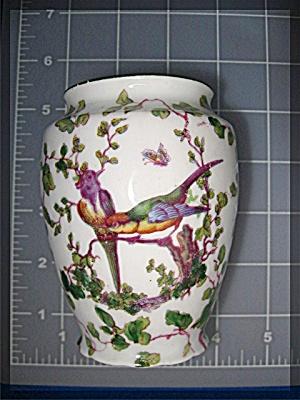 Porcelain hand painted vase, Victoria, Austria (Image1)