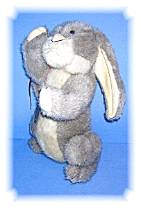 FULLY JOINTED 'BOYDS' RABBIT - HIGGINS....... (Image1)