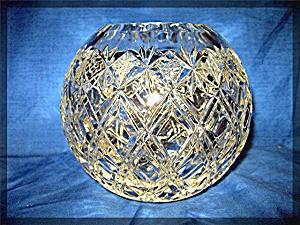 Crystal Rose Bowl (Image1)