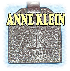Anne Klein Chocolate Brown Bag Back Pack.....
