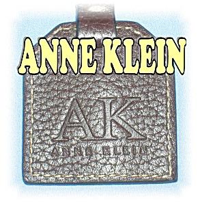 ANNE KLEIN CHOCOLATE BROWN BAG BACK PACK..... (Image1)