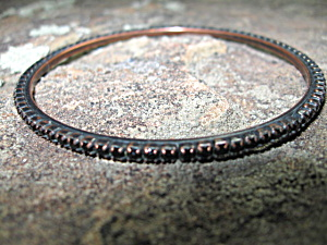 Bracelet Black Claw Set  Crystal Copper Bangle (Image1)