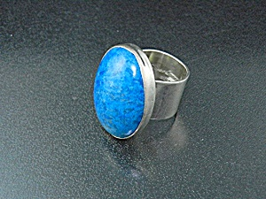 Sterling Silver Silver Creations Gundi Denhim Lapis Rin