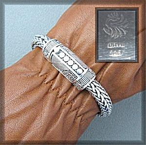 Sterling Silver Bracelet DAVU Designer (Image1)