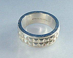 Ring TIFFANY Sterling Silver Germany (Image1)