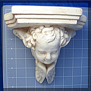 Cherub angel wall sconce (Image1)