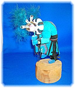 Native American Kokopelli Dancer Doll USA (Image1)