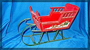 Christmas Sleigh decoration (Image1)