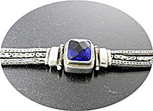 Bracelet Sterling Silver Iolite SARDA (Image1)
