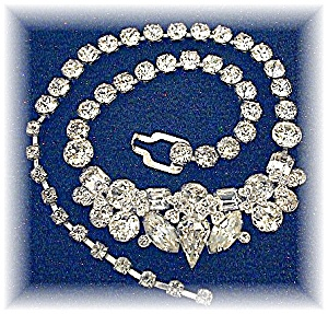Eisenberg Ice Crystal Necklace USA (Image1)