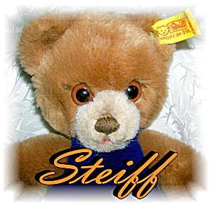 Steiff Baby Teddy Bear, plush (Image1)