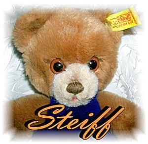 Steiff Baby Teddy Bear, plush (Image1)