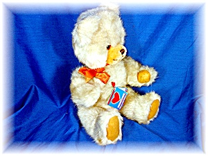 12 Inch Tall Austrian BRUMMI Teddy Bear (Image1)