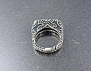 Ring Stacking Dian Malouf Of Dallas Sterling Silver