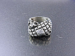 Ring DIAN MALOUF Of Dallas Sterling Silver  (Image1)