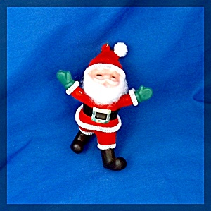 Santa Claus Christmas tree ornament (Image1)