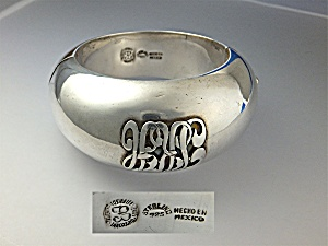 Bracelet LOS BALLESTEROS Taxco Mexico Sterling Silver (Image1)