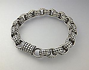 Bracelet JOHN HARDY Sterling Silver Dots Indonesia (Image1)