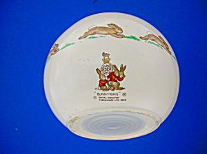 Money Bank - BUNNYKINS - Made in England, Royal Doulton (Image1)
