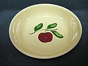 Watt Pottery Apple Spaghetti bowl #39 (Image1)