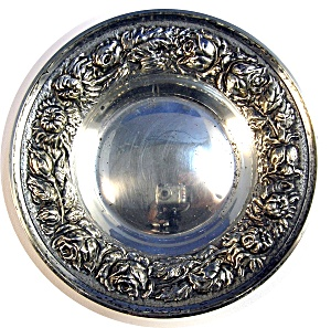 STIEFF IS SILVER - STERLING SILVER BON BON BOWL...... (Image1)