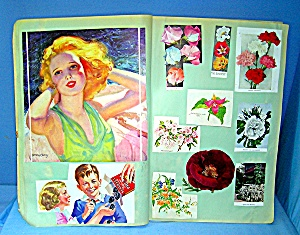 Scrapbook From the 1930s Grace Holmes (Image1)