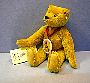Steiff bear limited edition - Delighted . .  . (Image1)
