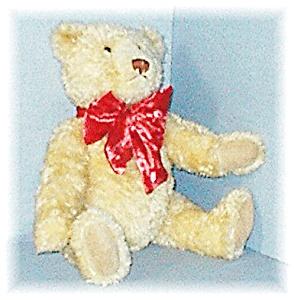 Blonde Cuddly BIALASKY Teddy Bear (Image1)