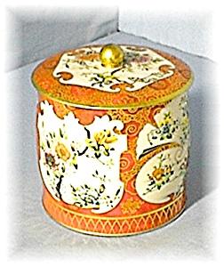 Collectible English Tea/Cookie Tin (Image1)