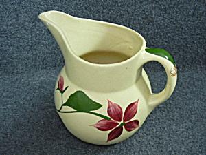 Watt Pottery, StarFlower 5 petal. creamer number 15 (Image1)