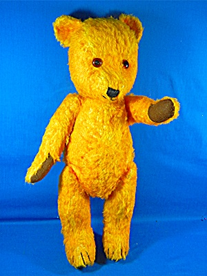 Teddy Bear Mohair with growler 18 Inches (Image1)