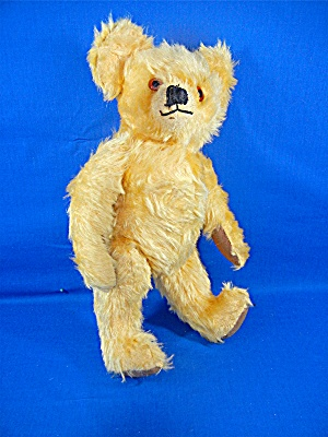 Teddy Bear Mohair with growler 12 Inches (Image1)